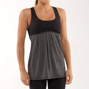 Lululemon Size 4 Run your Heart Out Tank
